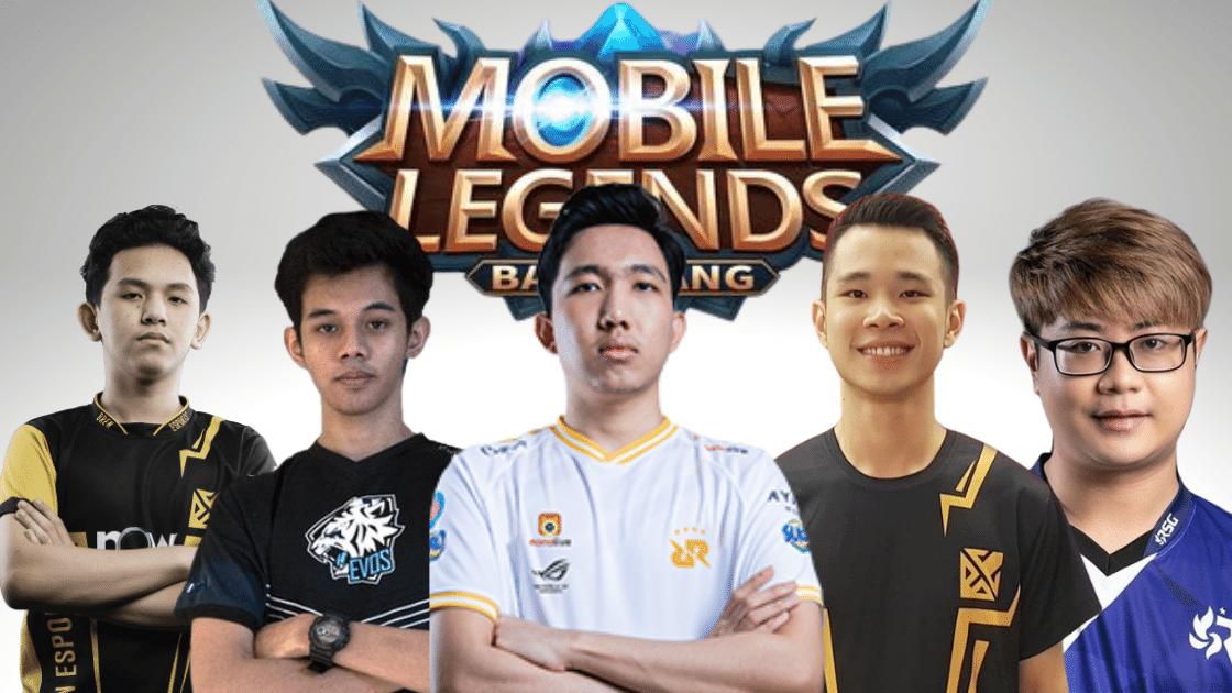 player mobile legends terbaik di dunia
