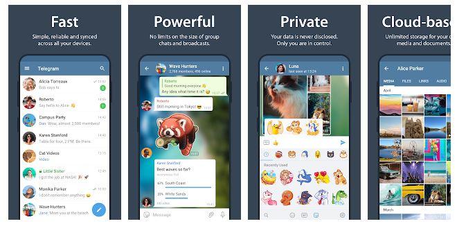 Cara Menyembunyikan Foto Profil di Telegram
