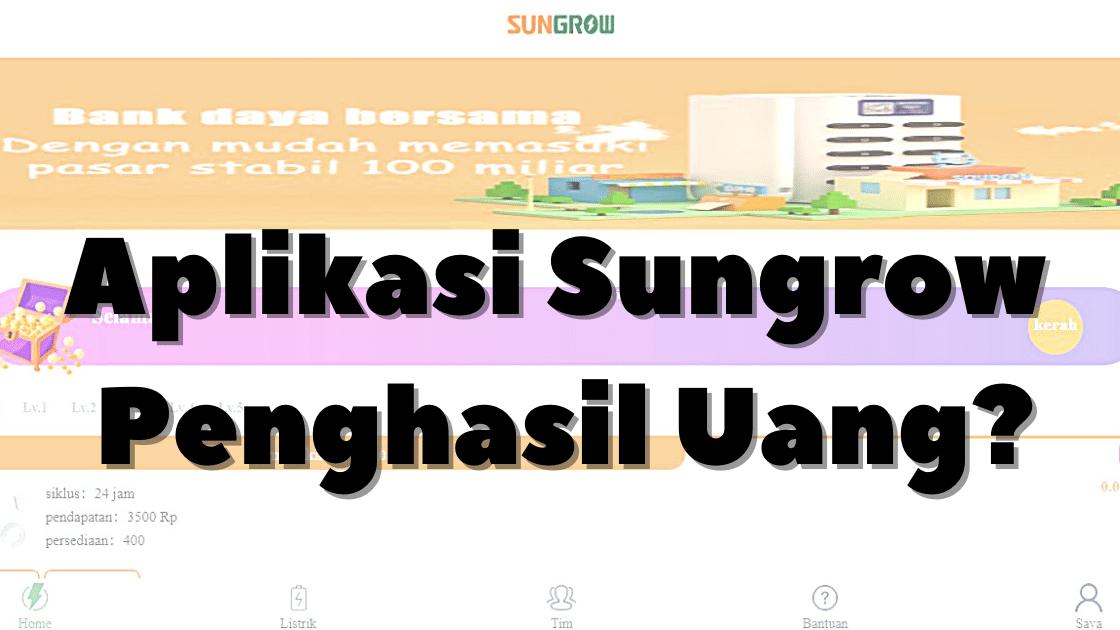 Aplikasi Sungrow APK