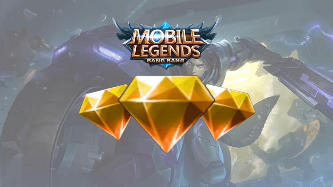 Diamond Kuning Mobile Legends