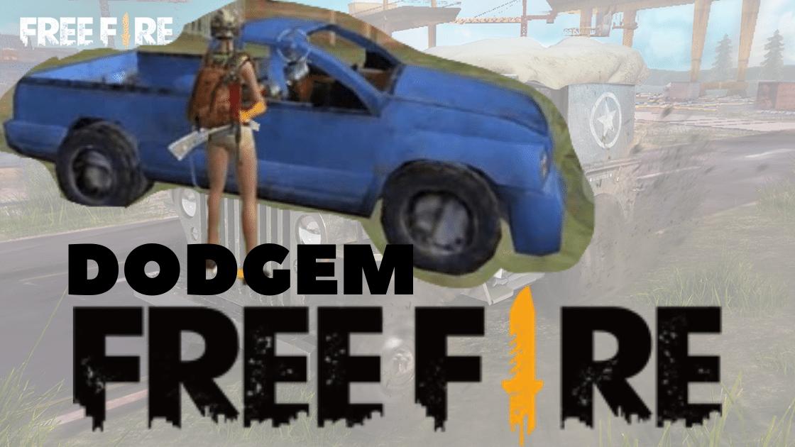 Dodgem Car Free Fire
