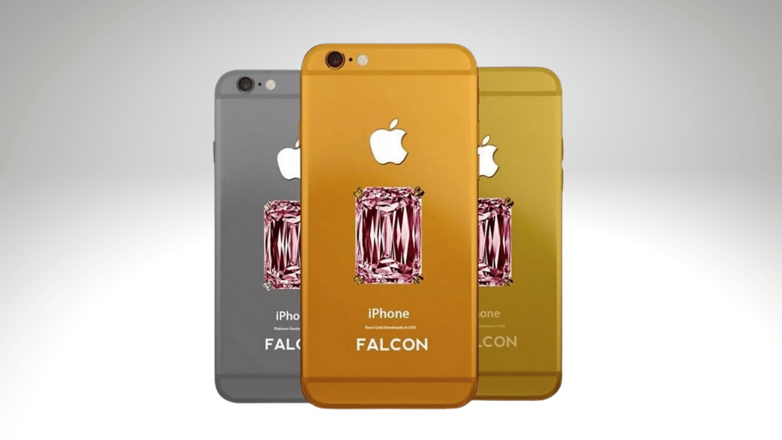 hp termahal di dunia Falcon Supernova