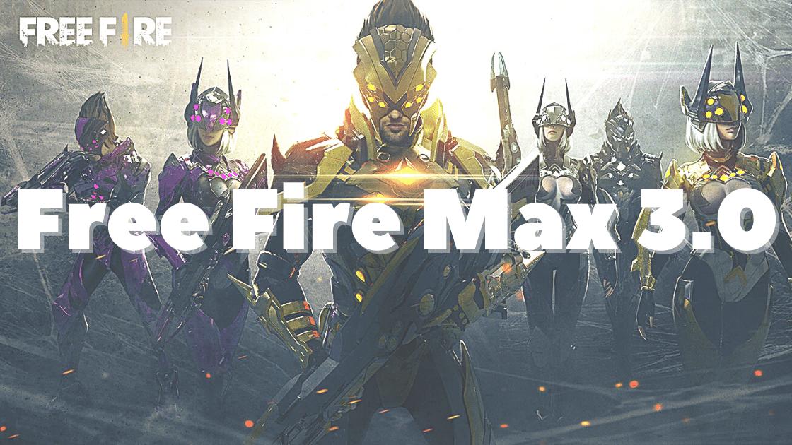 download Free Fire Max 3.0 Apk
