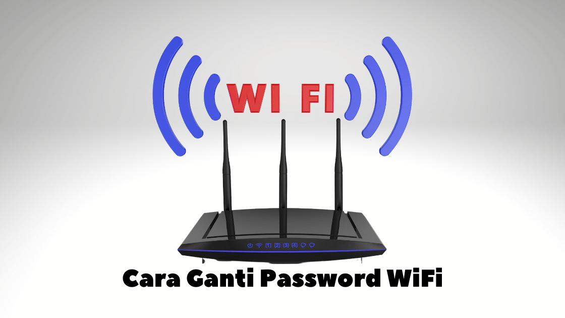 Cara Ganti Password WiFi TP Link