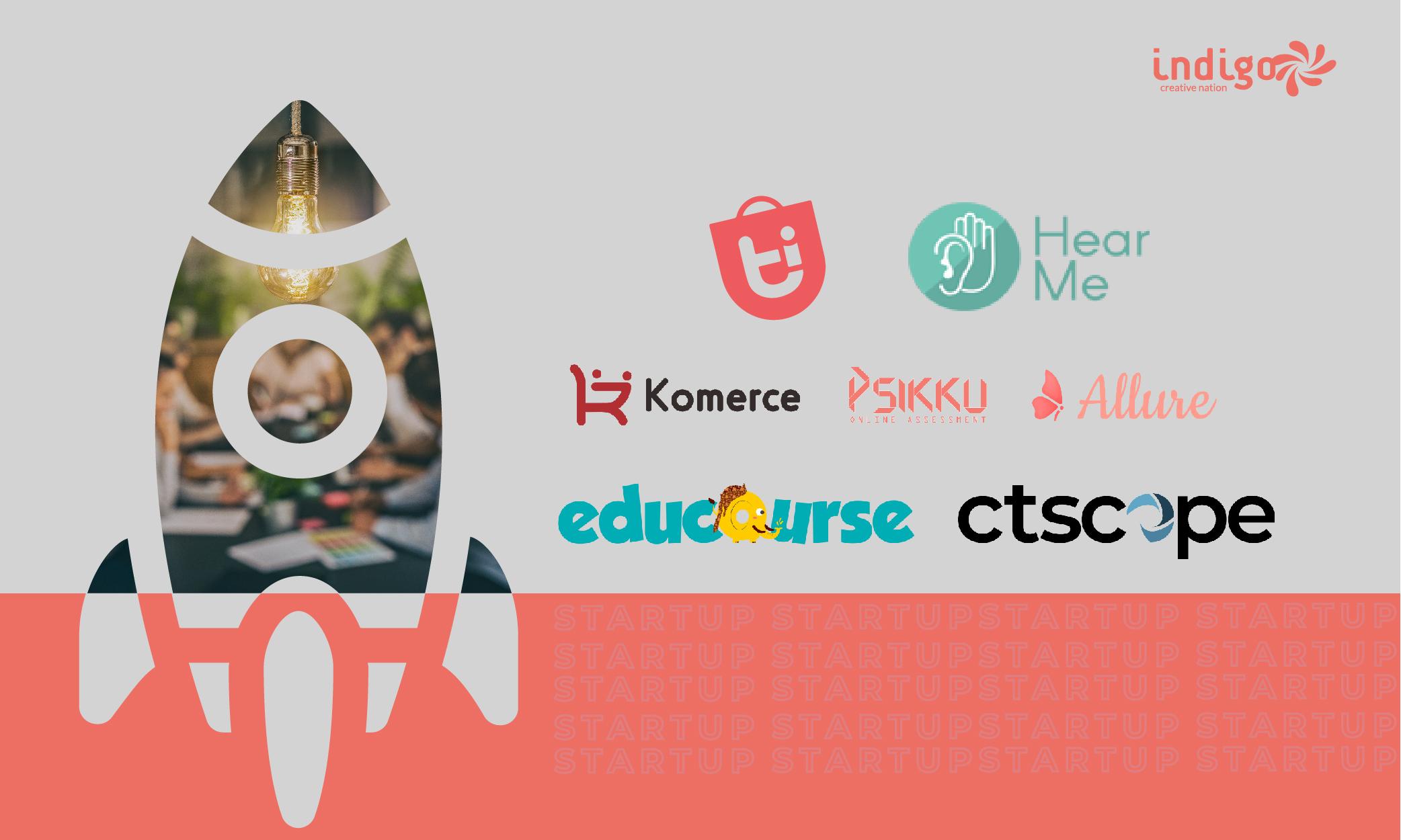 Telkom Tetapkan 7 Startup Indigo Batch 1
