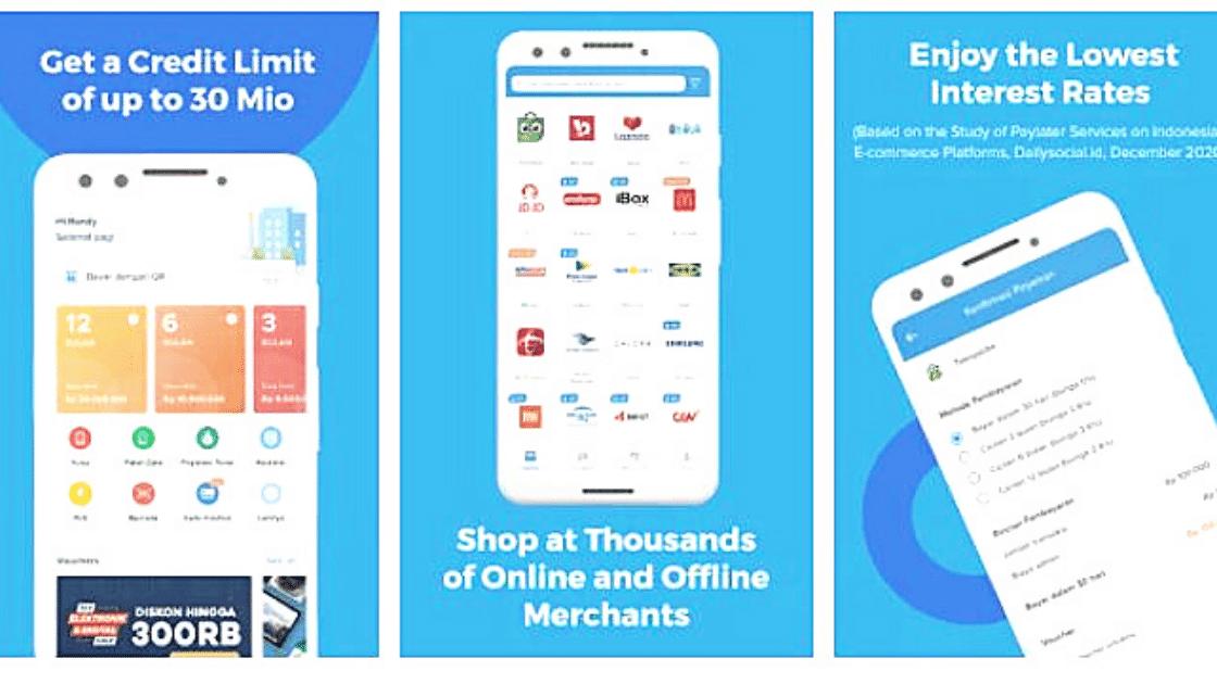 Kredivo aplikasi pinjaman uang online