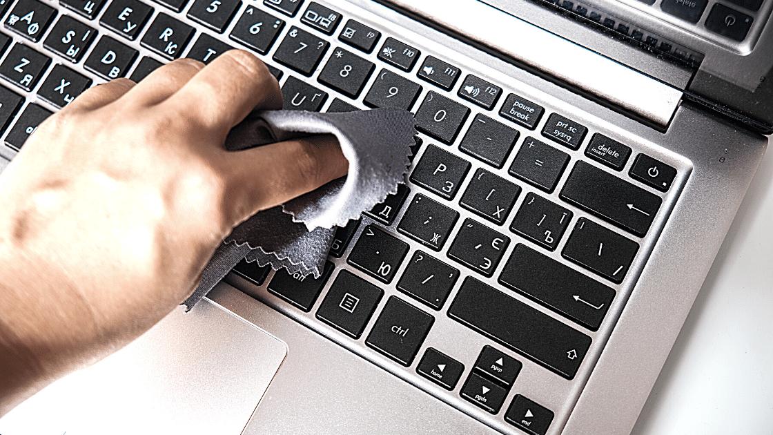 Cara Memperbaiki Keyboard Laptop