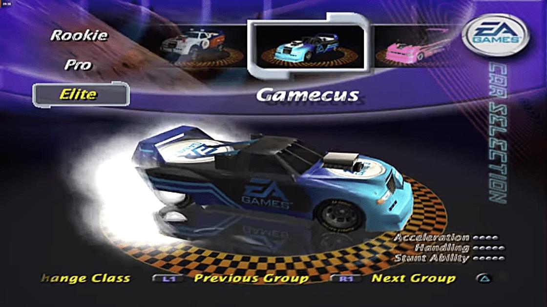 kode cheat Nascar Rumble PS2