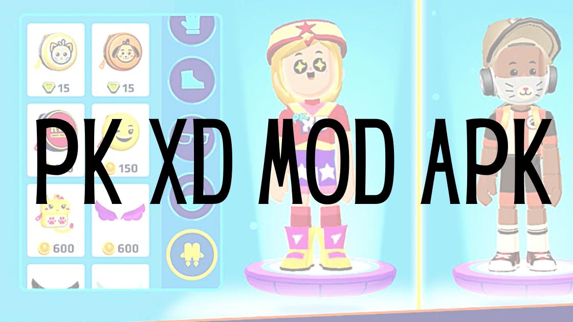 PK XD Mod APK