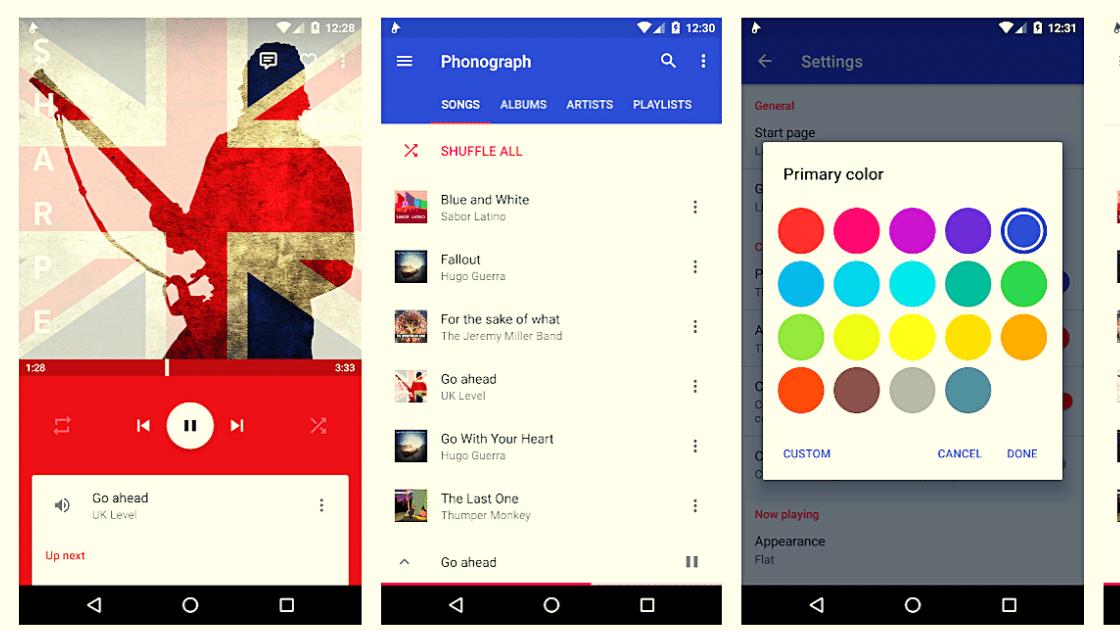aplikasi musik offline terbaik untuk android