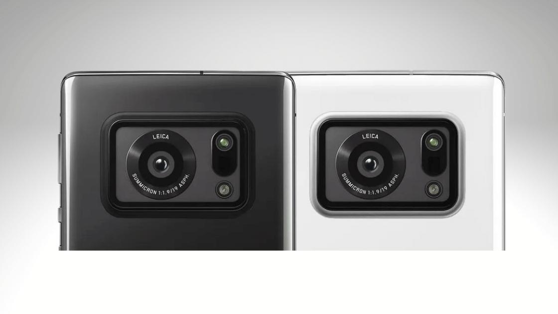kamera Sharp Aquos R6