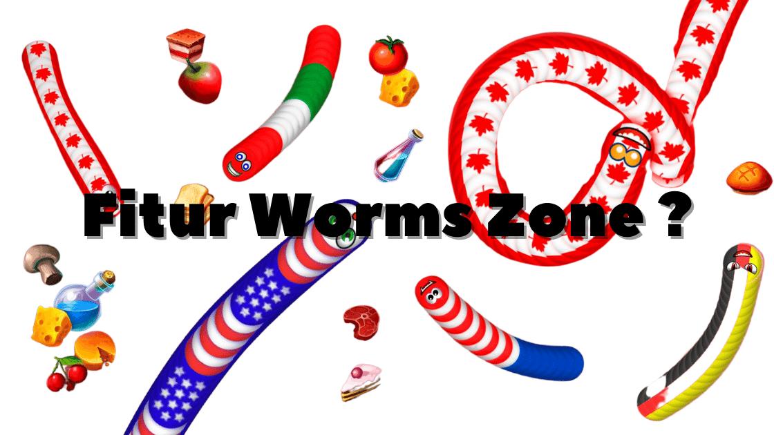 Game Worms Zone Mod APK