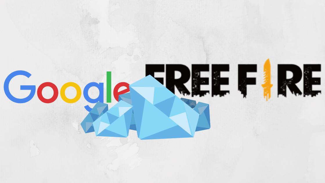 dapat diamond dari google FF gratis