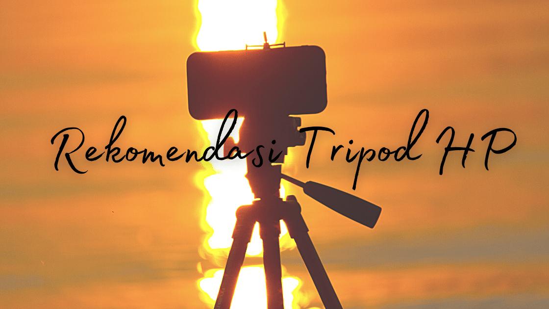 harga Tripod hp