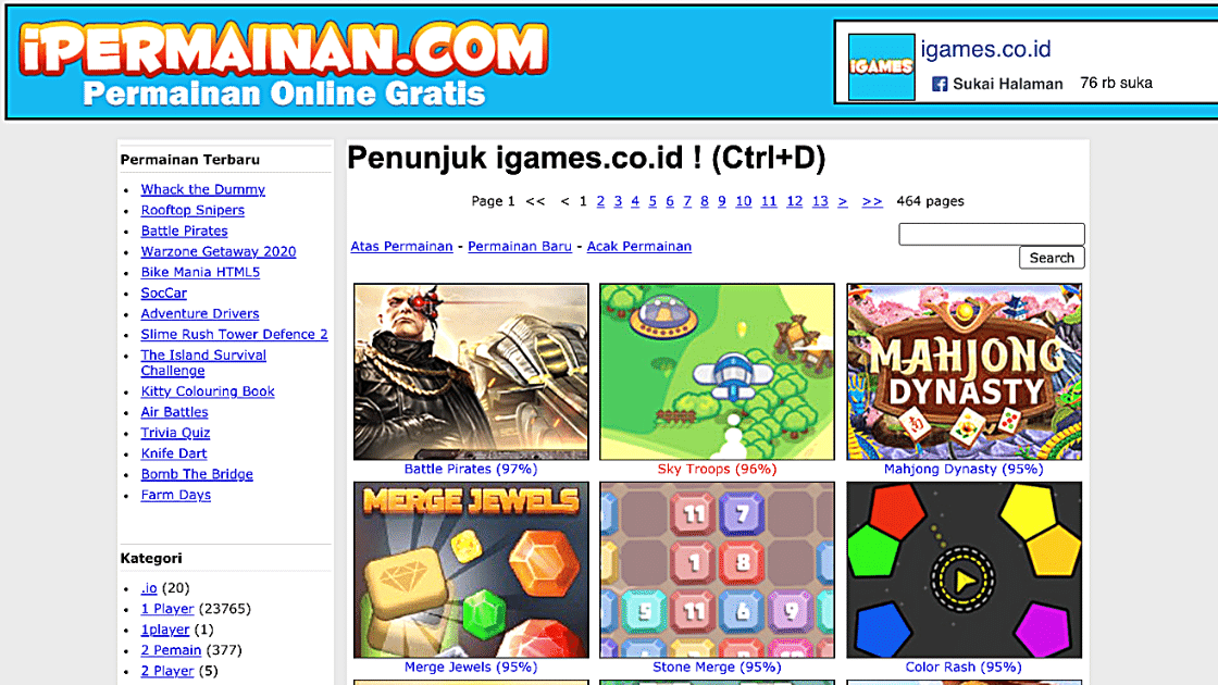 situs game online ipermainan.com