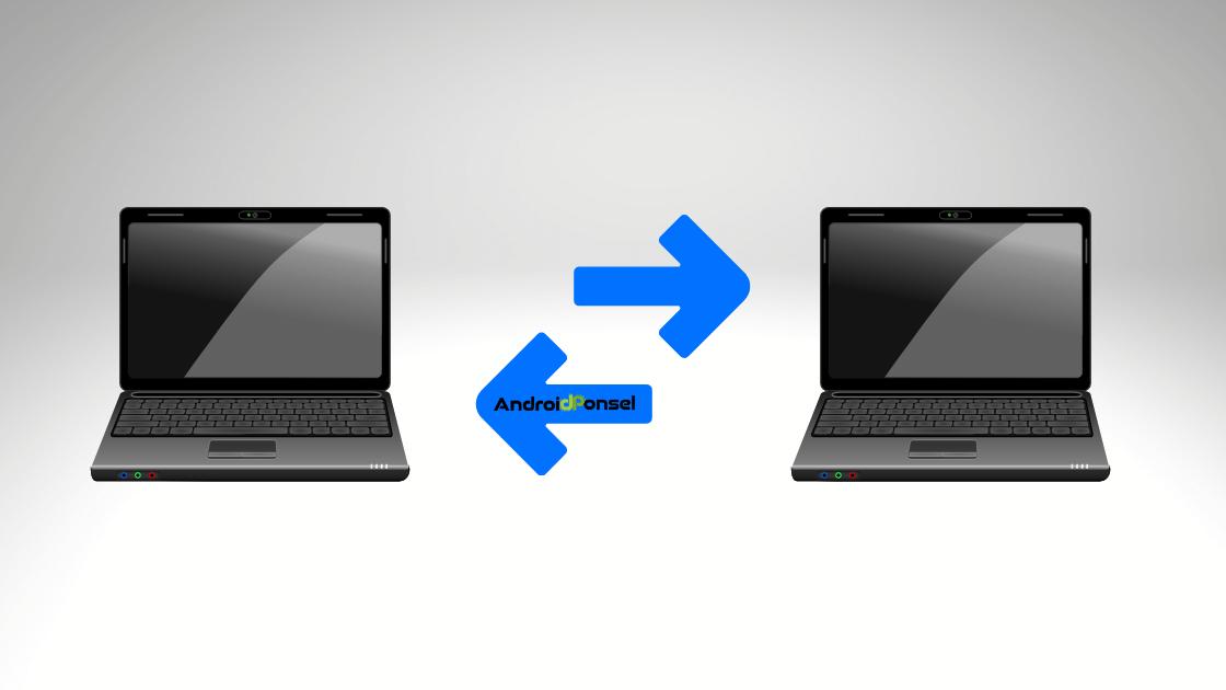 cara sharing file di Windows 7