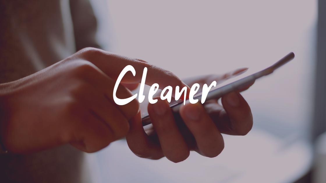 Mengatasi Memori Internal HP Yang Penuh Dengan Cleaner