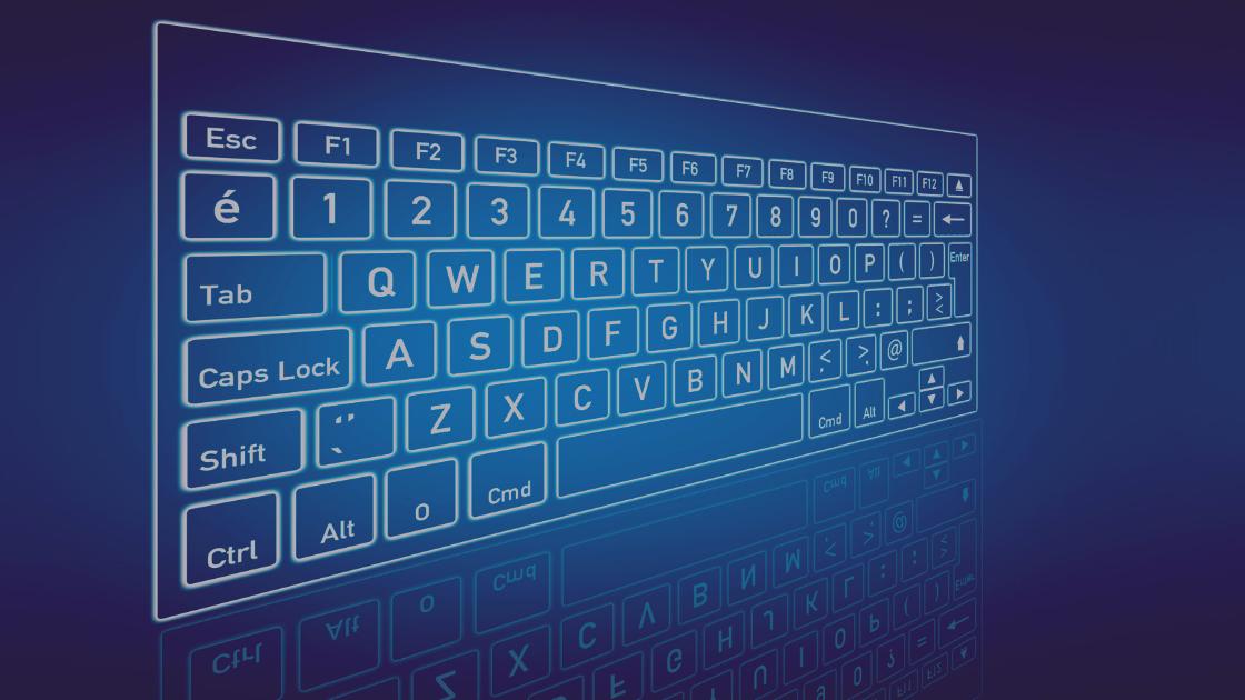 menggunakan on-screen keyboard sebagai alternatif