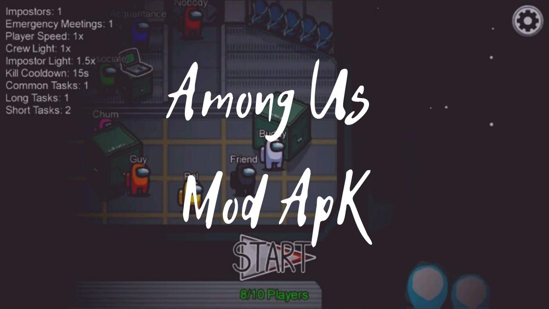 Penjelasan Tentang Among Us Mod Apk