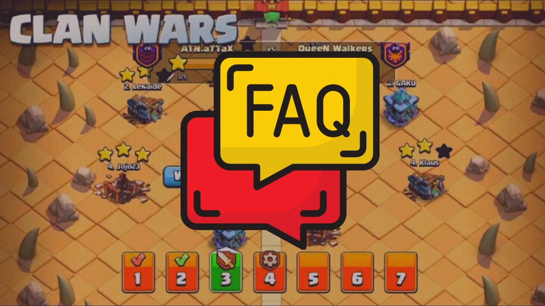 FAQ COC Mod APK
