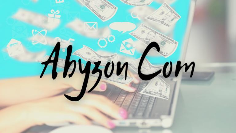Abyzon Com Aplikasi Penghasil Uang dengan Mudah, Benarkah?