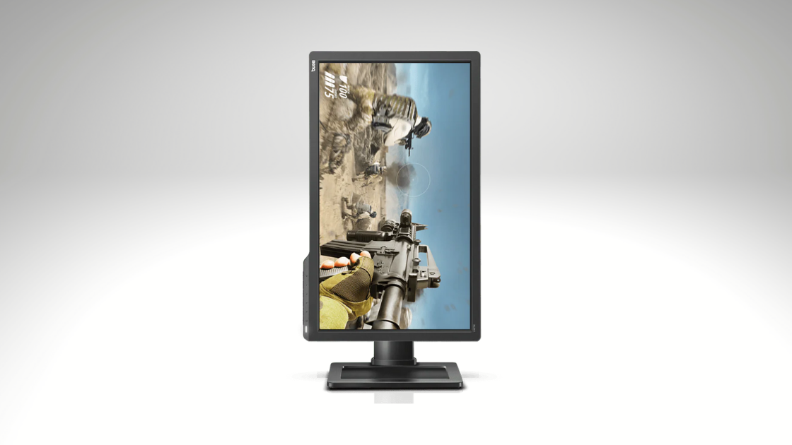 BenQ Zowie XL2411p gaming LED