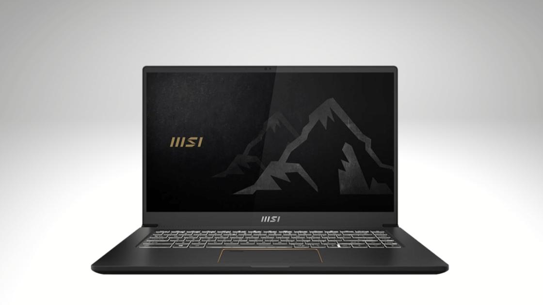 Laptop Terbaik 2021 MSI Summit E15 Touch 227ID