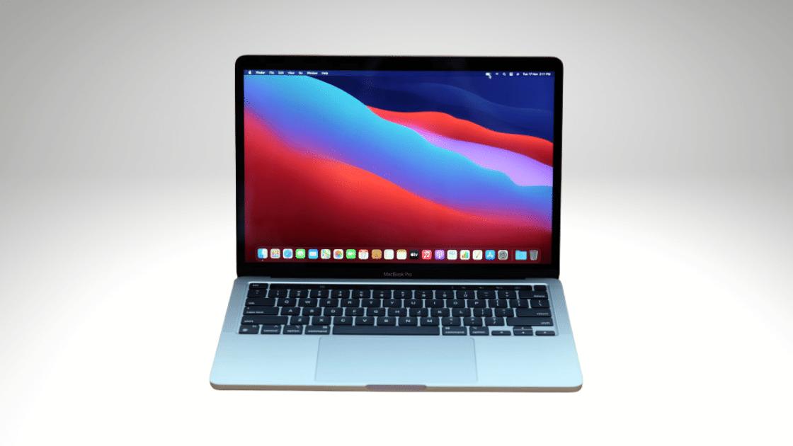 Laptop Terbaik 2021 Apple MacBook Pro M1 2020