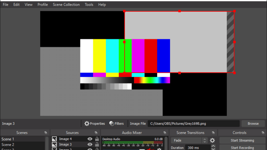 Ob Studio Aplikasi perekam layar pc