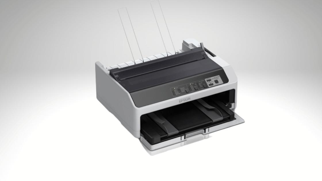 Printer Dot Matrix Epson