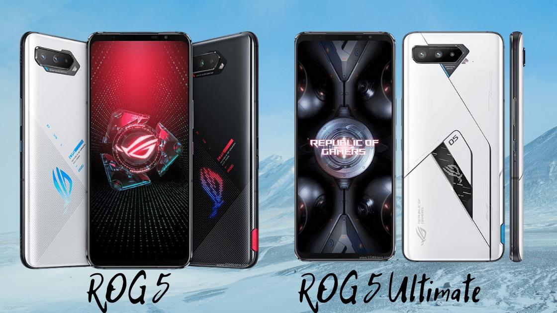 ROG Phone 5 vs Ultimate