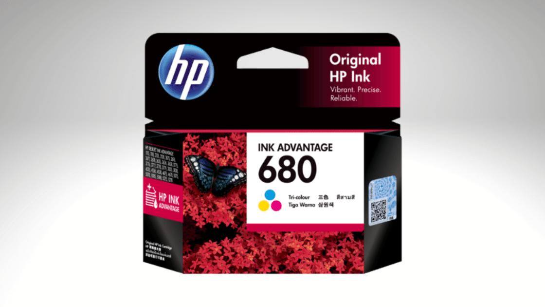 Tinta Printer HP