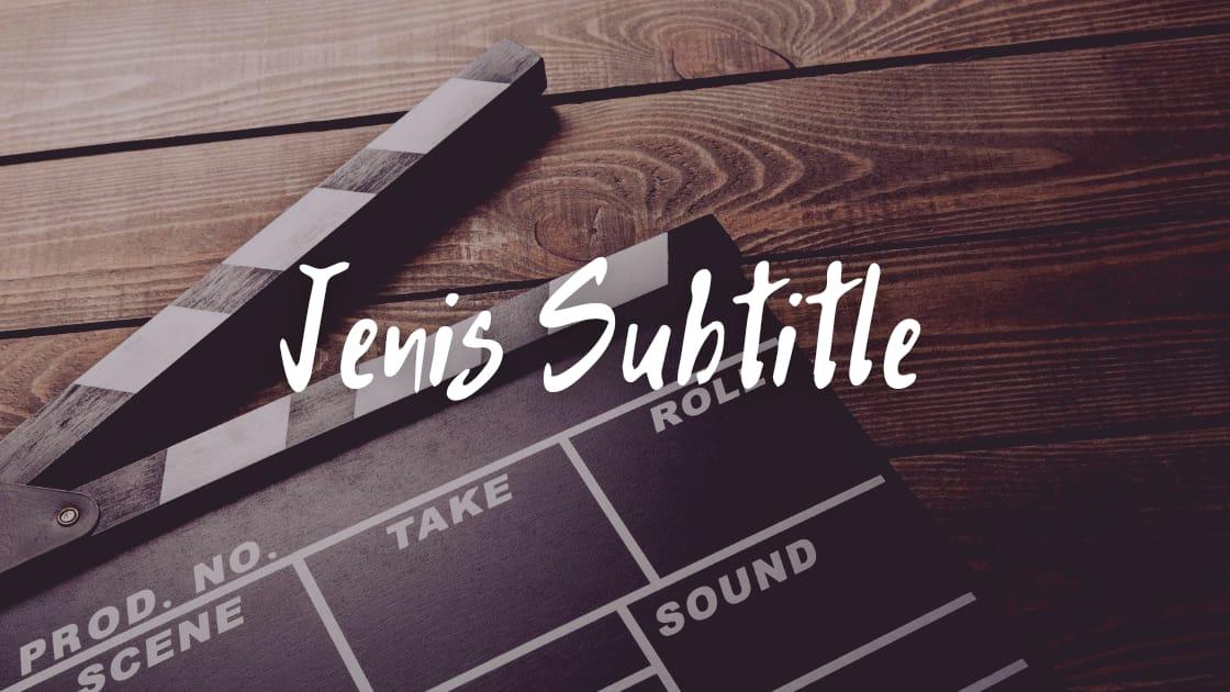 jenis-jenis file subtitle