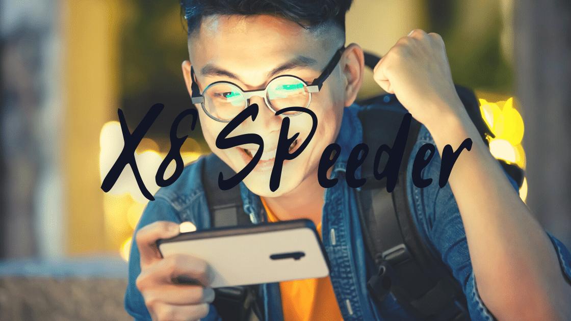 Aplikasi X8 Speeder