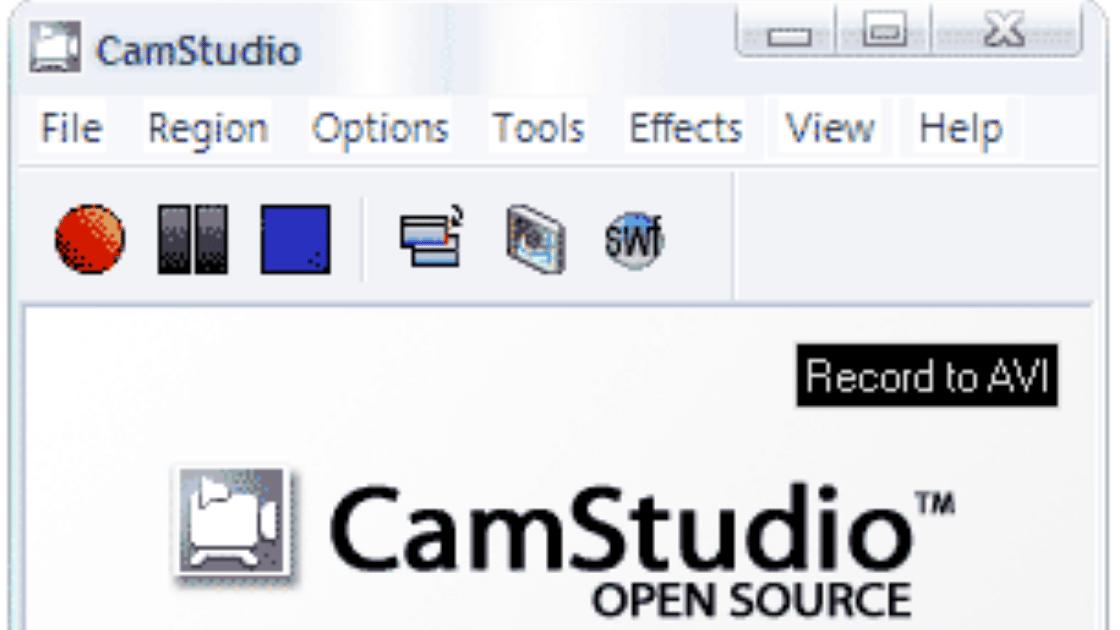 camstudio Aplikasi Perekam Layar PC