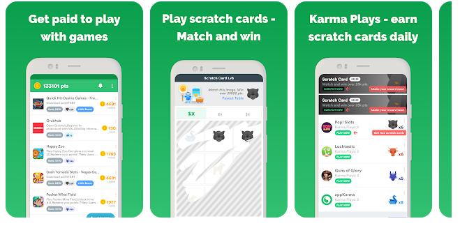 appKarma aplikasi penghasil uang android