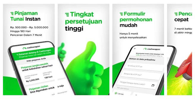 cashwagon aplikasi pinjaman online terbaik