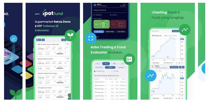 iPot Aplikasi Trading Terbaik