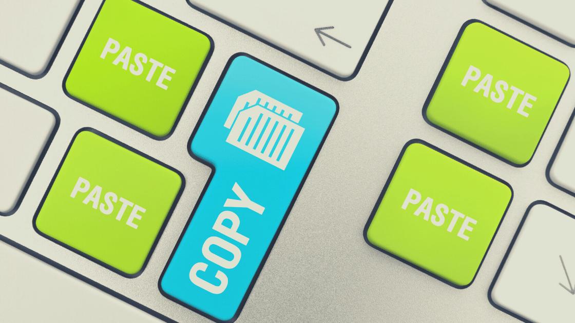 Copy Paste Web Browser