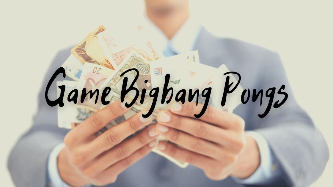 Game Bigbang Pongs