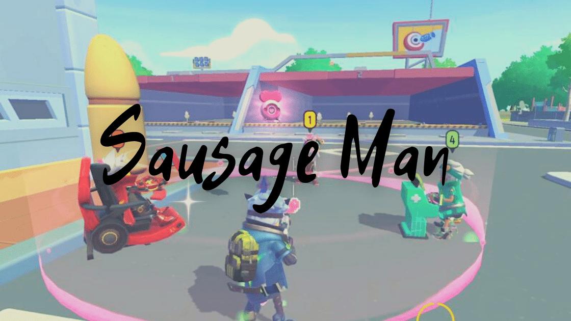 Sausage Man PUBG Apk