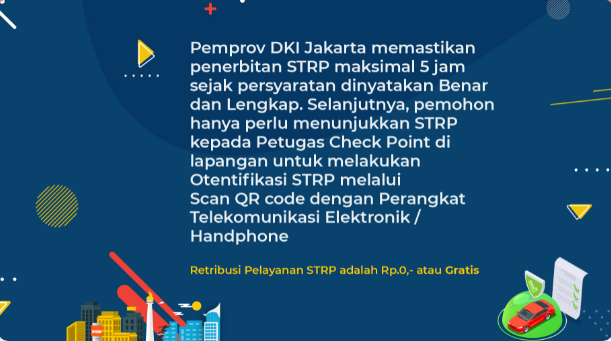 penertiban STRP
