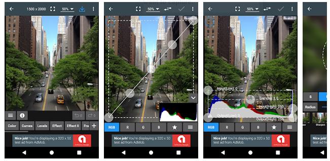 Aplikasi Photo Editor untuk mengedit foto menarik