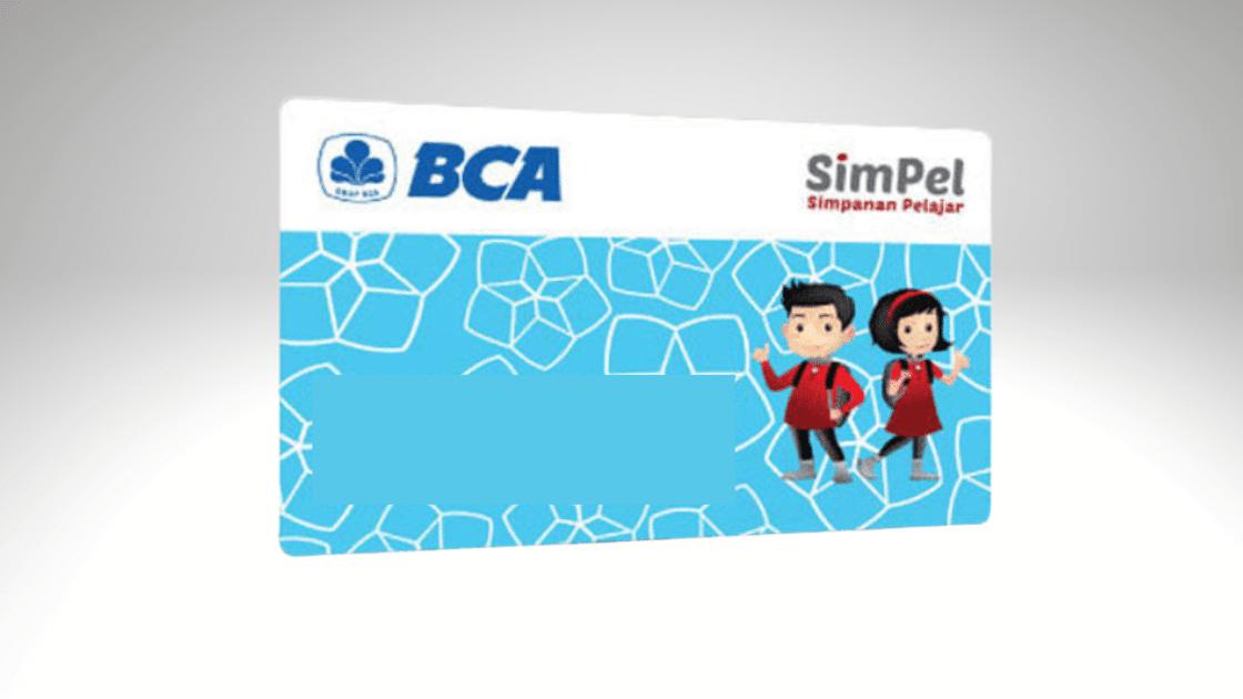 Jenis ATM BCA Simpel