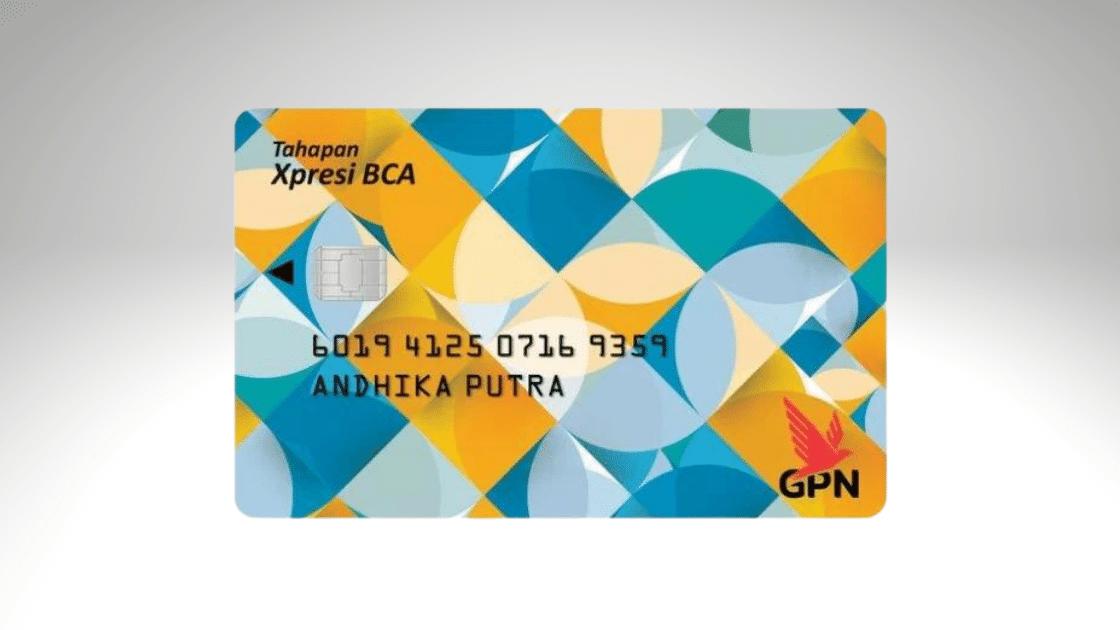 Jenis ATM BCA Xpresi