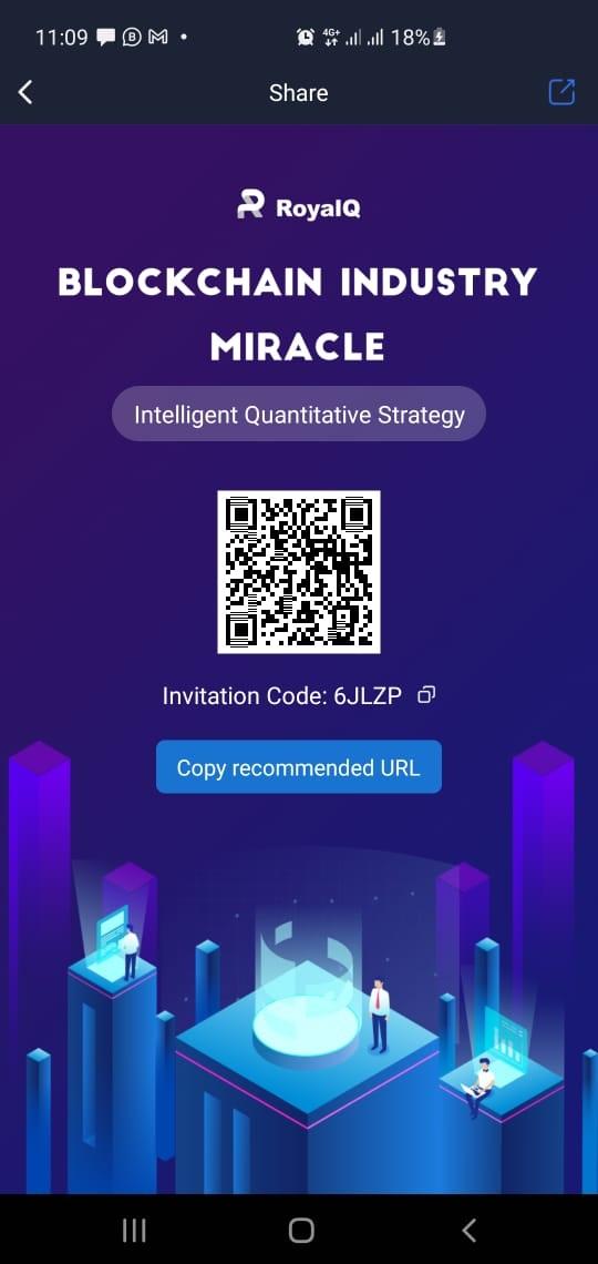 Invitation Code Royal Q