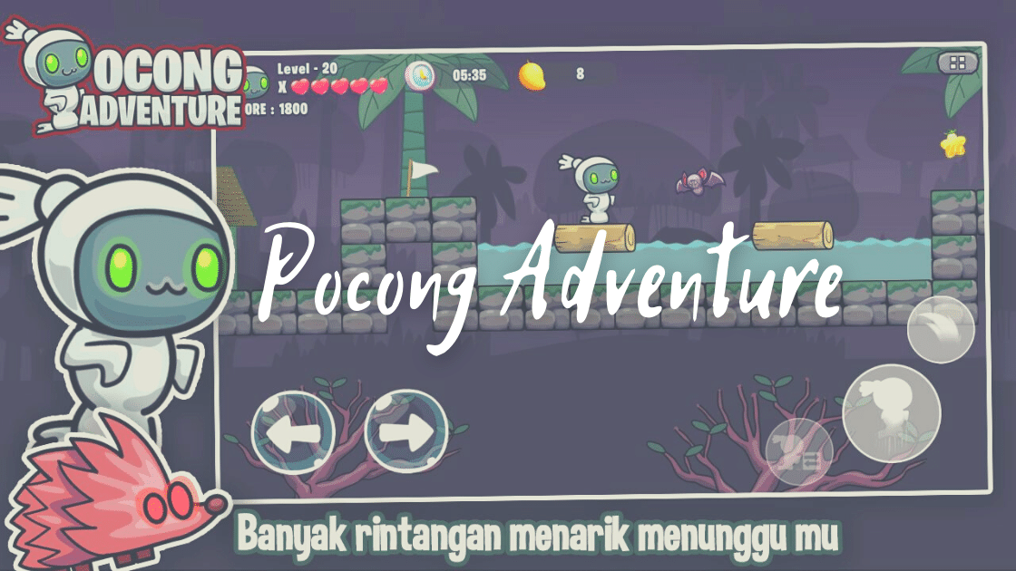 Pocong Adventure Mod Apk