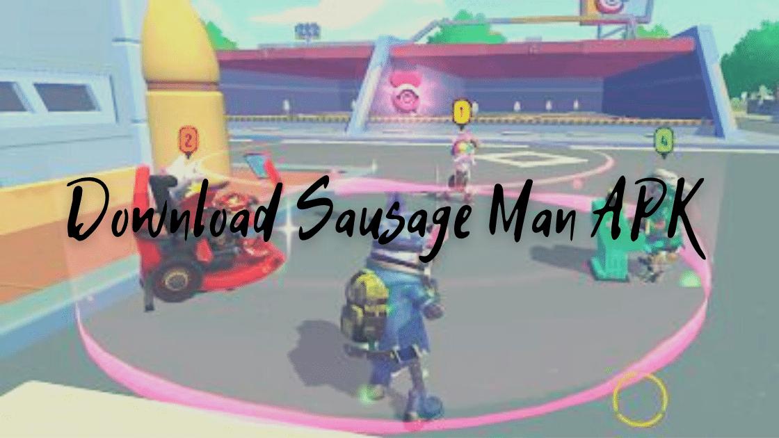 Download Sausage Man apk