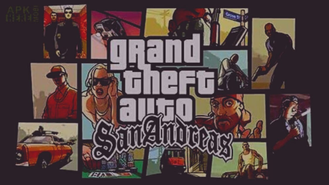 Download GTA SA Lite