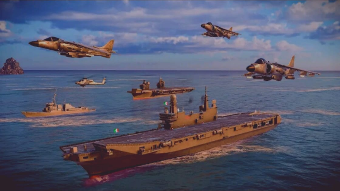 Modern Warship MOD APK Unlimited Gold